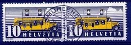 """Mi Nr 311 I (paar/paire) - """"MUHLEHORN"""" - (ref. 1944) - Gebraucht"""