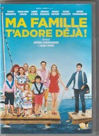 DVD Ma Famille T'adore Déja  Film De Jerome Commandeur  (  TTB  état ) - Cómedia