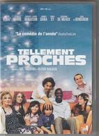 DVD Tellement Proche Avec Omar Sy  (  TTB  état ) - Cómedia