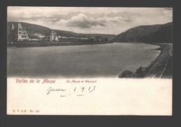 Waulsort - Vallée De La Meuse - La Meuse Et Waulsort - Hastière
