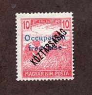 ARAD N°31 N* TB Cote 50 Euros !!!RARE - Hongrie (1919)