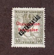 ARAD N°35 N* TB Cote 40 Euros !!!RARE - Hongrie (1919)