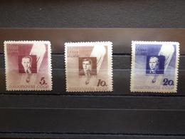 RUSSIE URSS Poste Aérienne N° 46 à 48 Neufs Avec Une Trace De Charnière  MLH  Cote 195 € - Nuovi