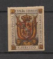 Maroc - Melilla - 1894 - N°Yv. 3 - Cadre Noir - Neuf Luxe ** / MNH / Postfrisch - Marocco Spagnolo