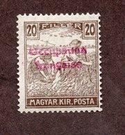 ARAD N°10 N** LUXE Cote 48 Euros !!!RARE - Hungary (1919)