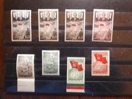 RUSSIE URSS Année1938  Poste  Neufs Sans Charnière  MNH Cote 90 € - 1923-1991 URSS