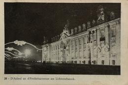 Luxembourg - Sammler Karte Format AK // NO. 28 // D'arbed An D'Freihetsavenue...... 19?? - Cartes Postales