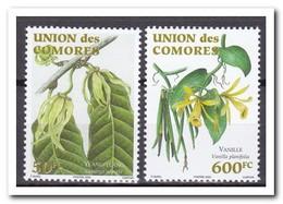 Comoren 2003, Postfris MNH, Plants - Comoros