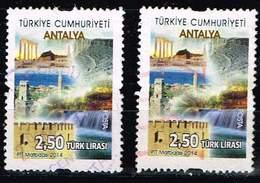 Türkei 2014,Michel# 4148 O Antalya - 1921-... Republiek