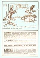 """PUB """"DENTOL """"   Par POULBOT 1928 (22) - Publicités"""