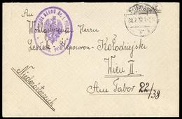 1917, Österreich, Brief - Machine Postmarks