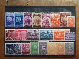 BULGARIA Anni '30/'40 - Lotticino 21 Francobolli Differenti Nuovi ** + Spese Postali - Nuovi