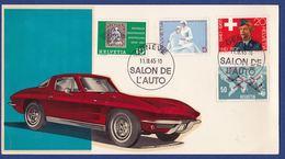 Salon De L'auto 1965 (br9347) - Briefe U. Dokumente