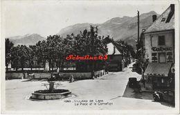 Villard De Lans - La Place Et Le Cornafion - Villard-de-Lans