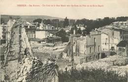 CPA Verdun-Un Coin De La Rue Mazel-RARE     L2968 - Verdun