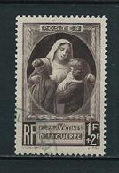 FRANCE 1940 . N° 465 . Oblitéré . - Oblitérés
