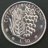 VATICAN - VATICANO - 50 LIRE 1977 - Paul VI - KM A121 - Vatican