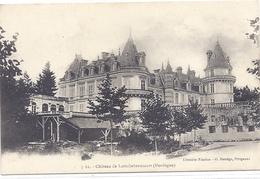 CPA - Larochebeaucourt - Le Château - Frankreich