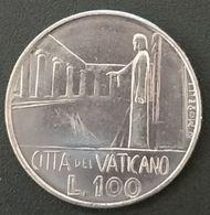 VATICAN - VATICANO - 100 LIRE 1983 - Paul VI - KM 137 - Vatican