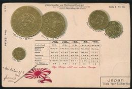 JAPAN  1 GOLD YEN - Coins (pictures)
