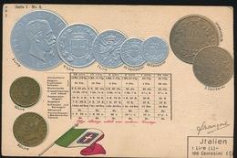 ITALIENN 1 LIRE - Coins (pictures)