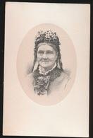 LITHO  VAN LOO - VICTORIA VAN DEN BULCKE  - ELST 1819  ETIKHOVE  1888    2 SCANS - Décès
