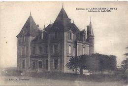 CPA - Larochebeaucourt -  Le Château De Lasfon - Frankreich