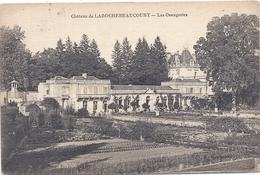 CPA - Larochebeaucourt -  Le Château , Les Orangeries - Frankreich