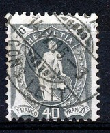 Mi Nr 68 A - Gest./obl. - Cote 30,00 € - Oblitérés