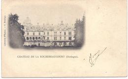 CPA - Larochebeaucourt -  Le Château - Francia