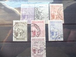 Belgique Croix De Lorraine 377/83  Belle Oblitération / Mooie Gestempelt - Autres