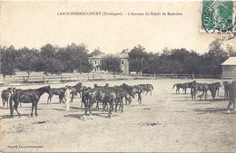 CPA - Larochebeaucourt -  Annexe Du Dépôt De Remonte - Frankreich