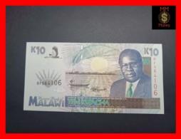 MALAWI 10 Kwacha 1.6.1995  P. 31  UNC - Malawi