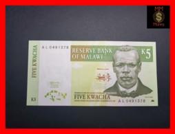 MALAWI 5 Kwacha 1.7.1997  P. 36 A  UNC - Malawi