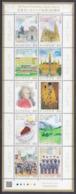Japan New Issue 16-10-2019 Mint Never Hinged (Vel)  Yvert 9596-9605 - 1989-... Emperor Akihito (Heisei Era)