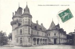 CPA - Larochebeaucourt -  Le Château - Aile Louis XII - Frankreich