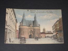 MALINES MECHELEN - Brusselsche Poort Oude Vesting - Malines