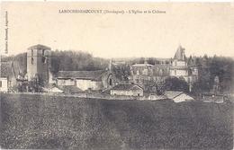 CPA - Larochebeaucourt -  L'église Et La Château - Frankreich