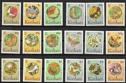 KIRIBATI 1994 BUTTERFLIES  MNH - Schmetterlinge