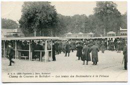 CPA - Carte Postale - Belgique - Champ De Courses De Boitsfort - Les Tentes De Bockmakers à La Pelouse ( SVM11907 ) - Watermael-Boitsfort - Watermaal-Bosvoorde