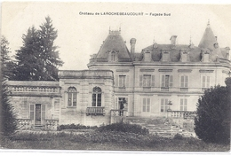 CPA - Larochebeaucourt -  Le Château ( Façade Sud ) - Frankreich