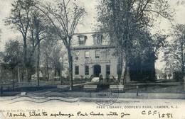 Camden - Free Library, Cooper's Park - Camden