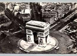 [75] Paris > Arc De Triomphe /R.HENRARD  / PLI COIN   /LOT  4020 - Arc De Triomphe