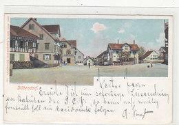 Dübendorf - Geschichte Der AK: Stempel Des Centralvereins Für Ansichtskartensammler - 1906            (P-226-90701) - ZH Zurich
