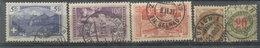 SUIZA - 5 Stamps  (#5082) - Oblitérés