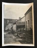 ••  NEW ••  GILSDORF Photo Originale Vers 1890 - Rue Inconnue! - Diekirch
