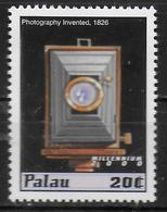 PALAU  N° 1417 * *  Millennium Invention De La Photographie - Fotografia