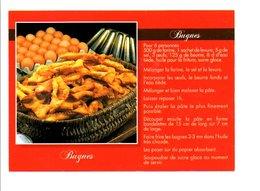 RECETTE DES BUGNES - Recepten (kook)