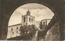 Portugal - Evora - Igreja Dos Loyos - Evora