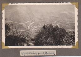 NN Photo 1938 Pont Du Loup Et Gourdon FRANCE - Lieux